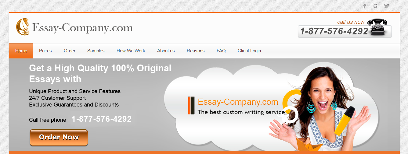Essay-company Review