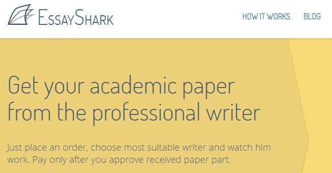 EssayShark.com reviews