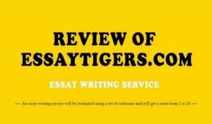 EssayTigers.com review