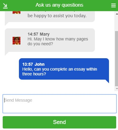 Superiorpapers Support Service Response